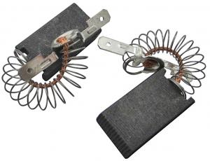 Miele mosógép szénkefe 1csomag(2db) 15x5x27mm 4,8mmAMP