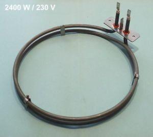 AEG Electrolux sütő körfűtés (légkeverés)