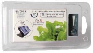 Hűtőbe antibakteriális szűrő