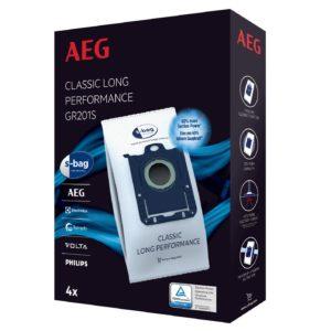 AEG mikroszálas porzsák S-bag