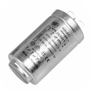 Elelctrolux szárítógép kondenzátor 7µF 425/475V
